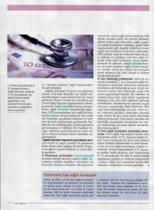 OHSAD Genel Sekreteri Cevat Şengül Hastanelere Yönelik Kısıtlamaları anlattı