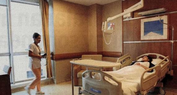 Zaman – Özel Hastanelere 2 Bin 500 Yeni Kadro Müjdesi 01.05.2012