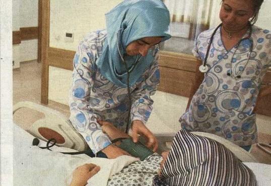 Zaman – Hastaneleri Rahatlatacak Düzenleme 25.05.2012