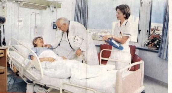 Yenişafak – SGK'lı Artık Özel'e Ücret Ödemeyecek 11.11.2012