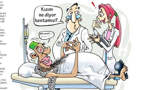 Vatan – İstanbul Hastaneleri Arap Hastanın Houston'ı oldu 24.12.2012