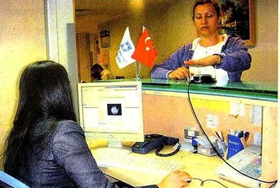 Zaman – Hastaneler Avuç İçi Okuma Cihazını Tek Firmanın Satmasına Tepkili 09.12.2012