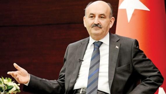 Türkiye – Müezzinoğlu: Tam Gün'den Vazgeçmeyiz 15.03.2013