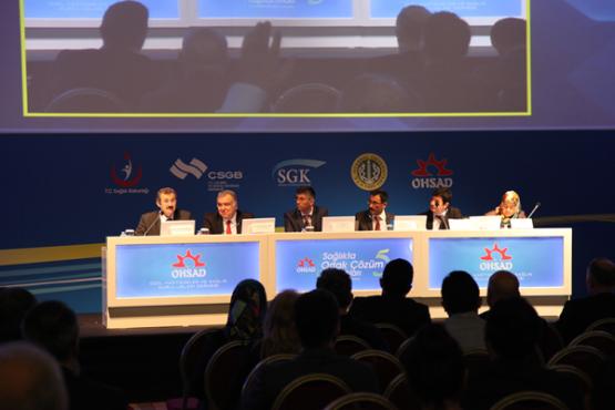 Sağlıkta Ortak Çözüm Toplantıları Antalya'da Gerçekleştirildi