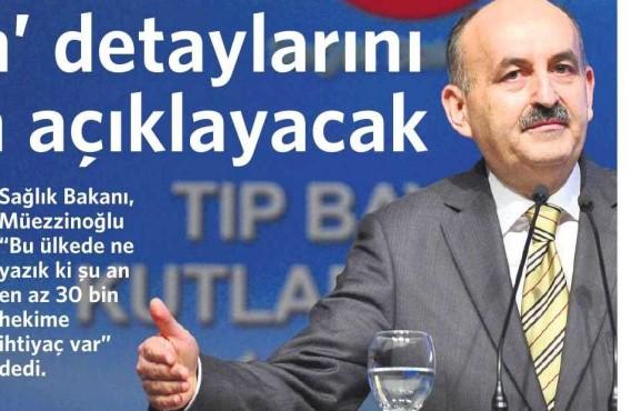 Vatan – Tam Gün Detaylarını Başbakan Açıklayacak 15.03.2013
