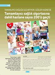 Tamamlayıcı Sağlık Sigortasına Dahil Hastaneler