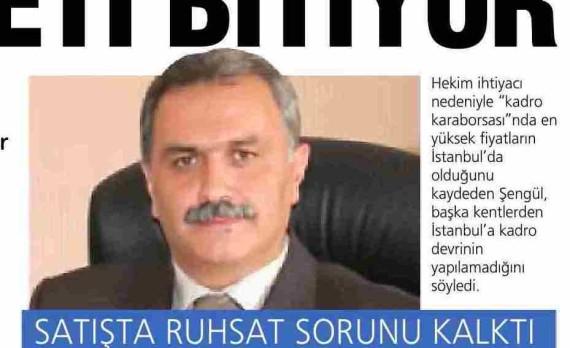 OHSAD Genel Sekreteri Cevat Şengül'ün Habertürk Ekonomi'deki yorumu