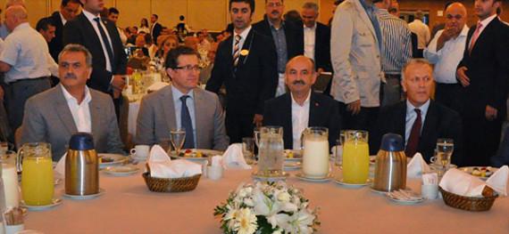 OHSAD – İstanbul İl Sağlık Müdürlüğü İftarı Sağlık Bakanı Sayın Dr. Mehmet MÜEZZİNOĞLU'nun Katılımı İle Gerçekleştirildi