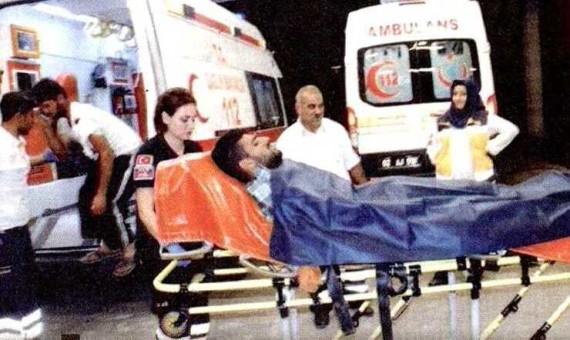 Hürriyet – Suriyeli Acil Hasta İçin Ödeme Yok-22.09.2015