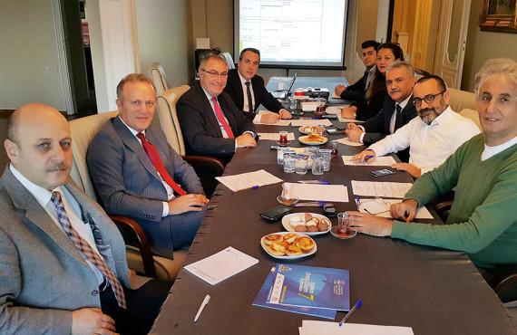 OHSAD Kurultayı Düzenleme Kurulu Toplantısı Yapıldı