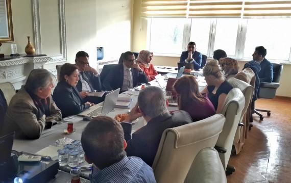 SGK Sağlık Hizmet Alım Sözleşmesine İlişkin Toplantı Yapıldı