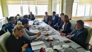 SGK Sağlık Hizmet Alım Sözleşmesine İlişkin Toplantılar Devam Ediyor
