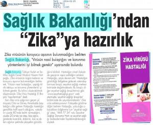 Bizim Gazete Zika