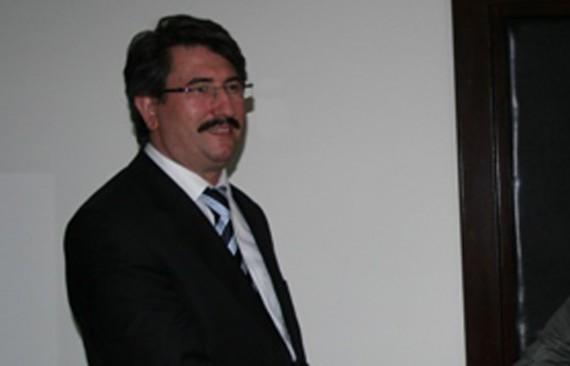 SGK Sağlık Hizmetlerinden Sorumlu Yeni Başkan Yardımcısı Dr. Orhan Koç'a Görevinde Başarılar Dileriz