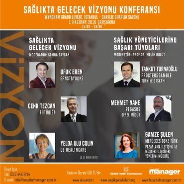 Sağlıkta Gelecek Vizyonu Konferansı