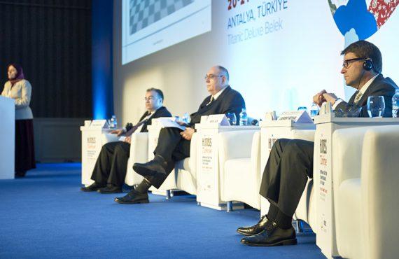 Sağlık Bilişim Dünyası HIMSS Türkiye 2016'da Bir Araya Geliyor