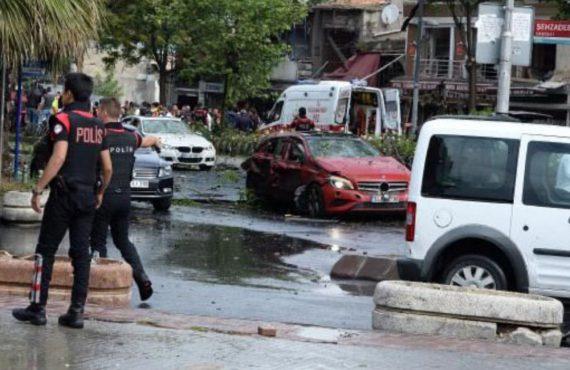 İstanbul Veznecilerde Gerçekleşen Hain Saldırıyı Lanetliyoruz
