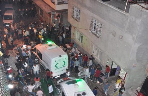 Gaziantep'te Gerçekleşen Hain Saldırıyı Şiddetle Kınıyoruz