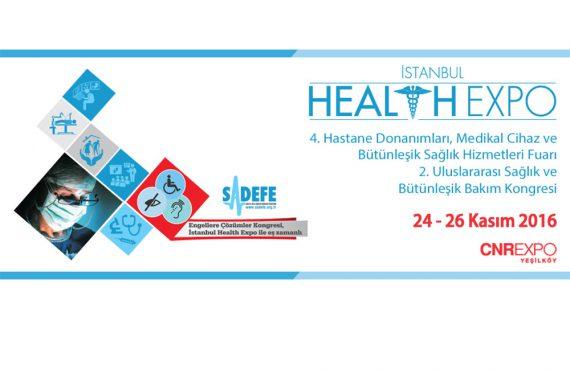 Sağlık Sektörünün 10 Yıllık Projeksiyonu İstanbul Health Expo'da Açıklanacak