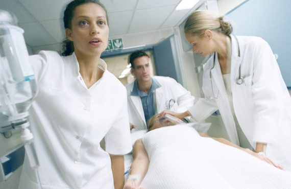 Acil Müdahale Sonucu Yoğun Bakıma Alınan Hastalar Hakkında
