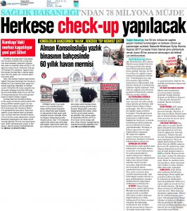 Herkese CHECK UP