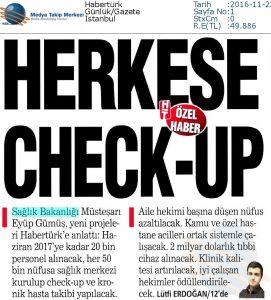 Habertürk - Herkese Check Up