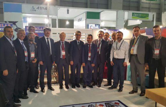 OHSAD, İstanbul Health Expo Fuarında Yerini Aldı