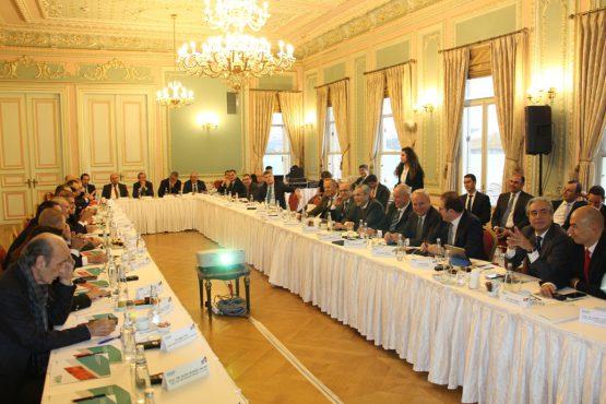 TÜSAP Toplantılarının İlki OHSAD Başkanı Op. Dr. Reşat Bahat'ın Katılımı ile Gerçekleşti