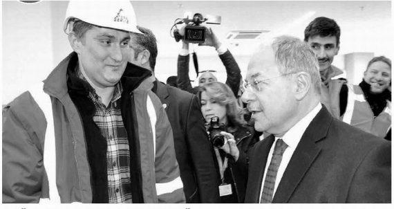Türkiye Gazetesi – Hastanelerde 100 Yatağın 60'ı Otel Konforunda