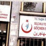 500 Göçmen Sağlık Merkezi Açılacak