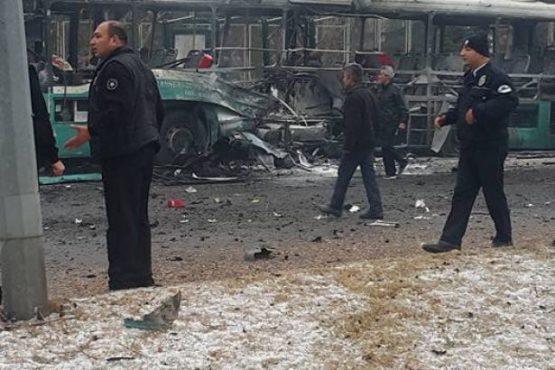 Kayseri'de Gerçekleşen Saldırıyı Kınıyoruz