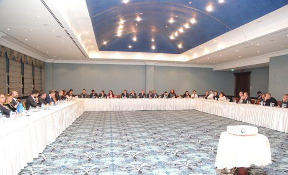 8. Sağlıkta Ortak Çözüm Toplantısı Öncesinde Danışma Kurulu Toplantısı Yapıldı