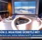 Reşat Bahat, Habertürk'de Noyan Doğan'ın Bakış Programına Katıldı