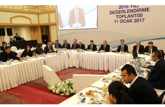 Sağlık Bakanı Akdağ, 2016 Yılını Değerlendirdi