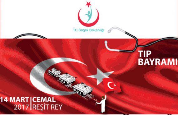 İstanbul İl Sağlık Müdürlüğü, 14 Mart Tıp Bayramı Etkinliğine Davet
