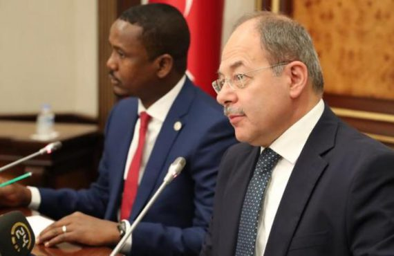 Cibuti ile Sağlık Alanındaki İşbirlikleri Devam Edecek