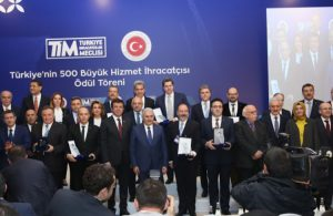 Türkiye'nin 500 Hizmet İhracatçısı Araştırması Başvuruları Başladı