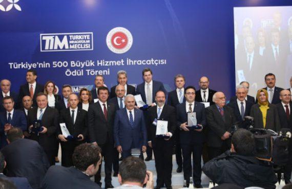 Türkiye'nin 500 Hizmet İhracatçısı Araştırması İçin Başvurular Devam Ediyor