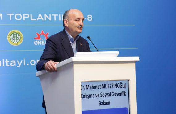 """Mehmet Müezzinoğlu: """"Özel Sektörün Daima Yanındayız"""""""