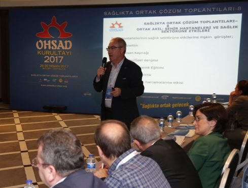 medikalnews.com – OHSAD Kurultayında Şehir Hastaneleri ve Sağlık Sektörüne Etkileri Konuşuldu