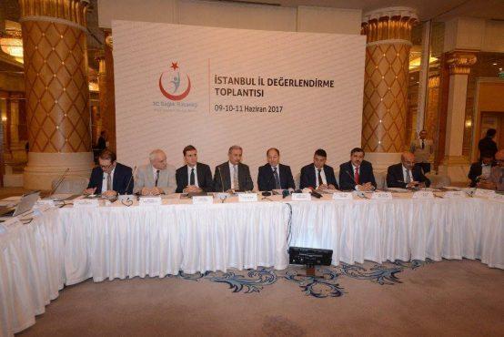 Medikal News – İstanbul İl Sağlık Müdürlüğü Özel Sektör Değerlendirme Toplantısı Yapıldı – Temmuz 2017