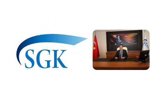 SGK GSS Yeni Genel Müdürü Op. Dr. Alper Süzen'e Görevinde Başarılar Dileriz