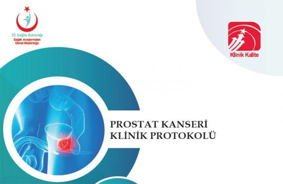 Prostat Kanseri Klinik Protokolü Yayınlandı