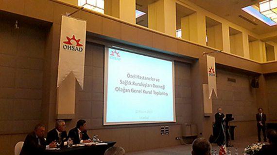 OHSAD Genel Kurulu 6 Aralıkta Toplanıyor