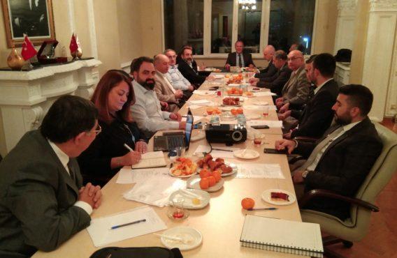 OHSAD Yeni Yönetim Kurulu İlk Toplantısı Yapıldı
