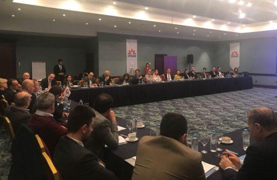 OHSAD Kurultayı Danışma Kurulu Toplantısı Yapıldı