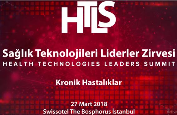 HTLS Sağlık Teknolojileri Liderler Zirvesi Mart'ta