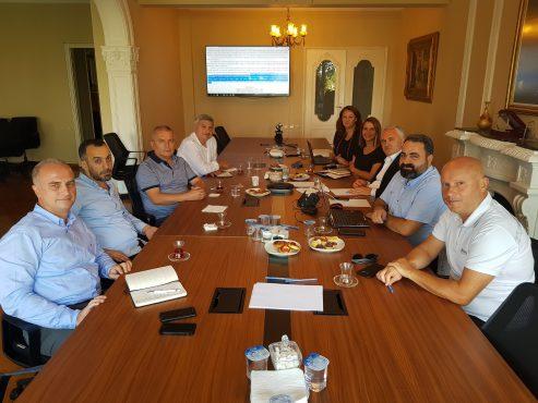 OHSAD Departman Toplantılarının ilki gerçekleşti
