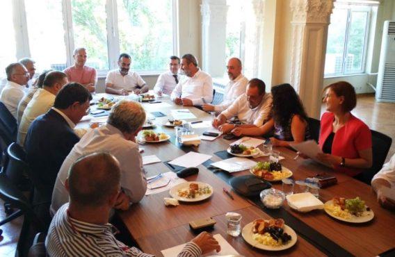 Tanıtım-Pazarlama Konulu OHSAD Departman Toplantısı Yapıldı