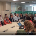 Özel sağlık tesisleri yeniden yapılandırma süreci toplantısı